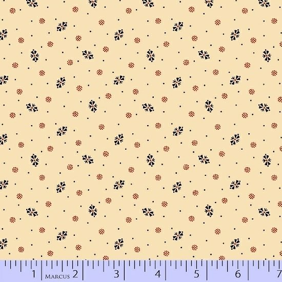 Marcus Fabrics: Antique Cotton by Pam Buda, R17-1743-0142