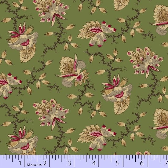 Marcus Fabrics: Old Sturbridge Village by Judie Rothermel, R33-2826-0116
