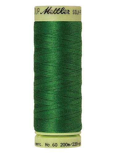 Thread:  Mettler 60-weight cotton - Treetop #0214
