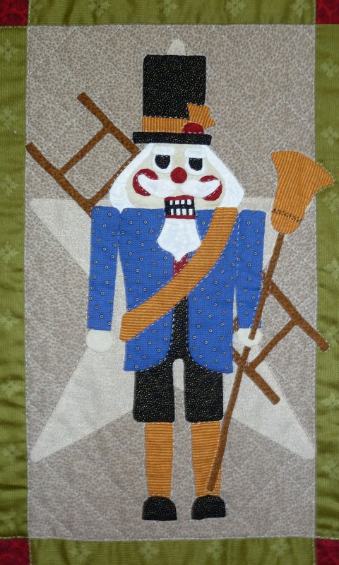 Classic Nutcrackers - Month 6:  The Chimney Sweep