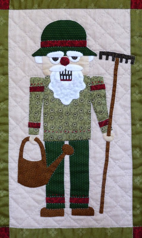 Classic Nutcrackers - Month 7:  The Gardener