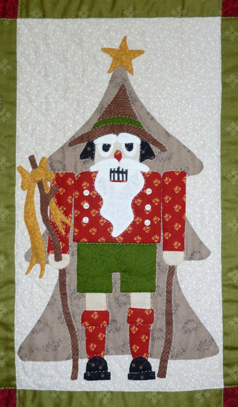 Classic Nutcrackers - Month 9:  The Bavarian Mountain Climber