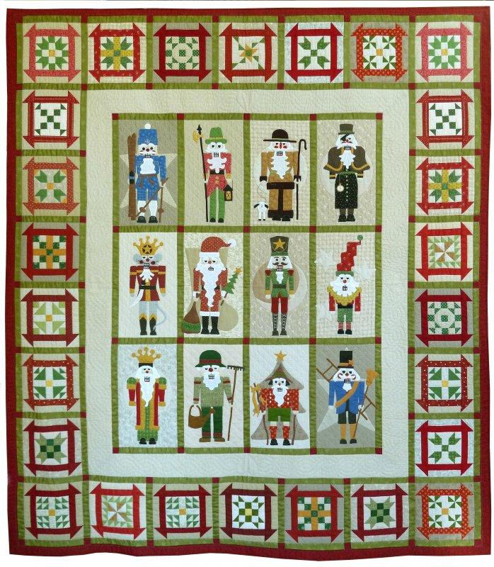 Classic Nutcrackers - Complete Pattern Set