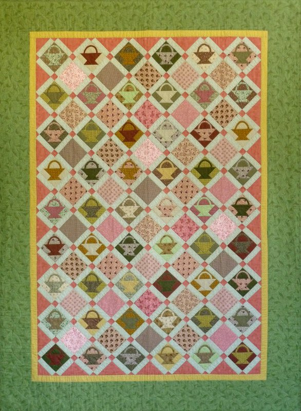 The Basket Quilt