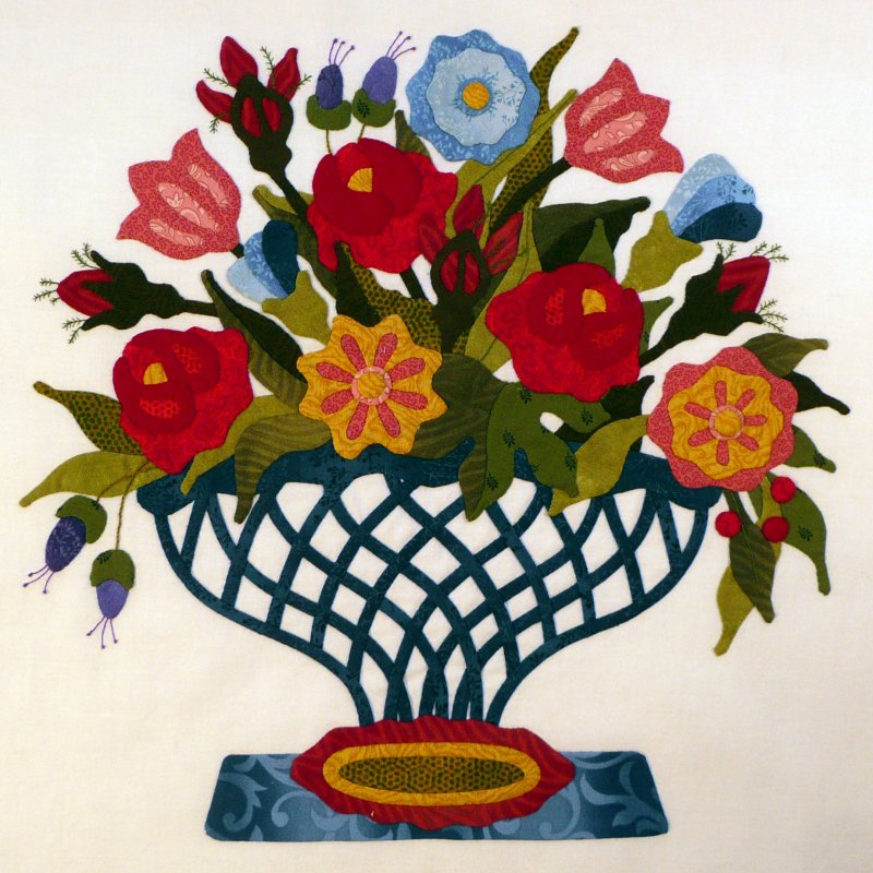 Friends of Baltimore - Month 2:  Woven Basket, Heart and Lyre