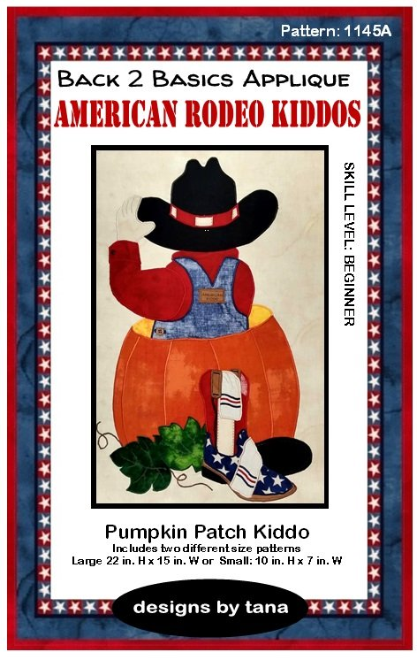1145A Pumpkin Patch Kiddo