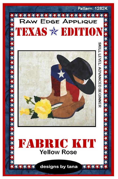1282K Texas Edition ~ Yellow Roses