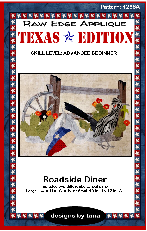 1286A Texas Edition ~ Roadside Diner