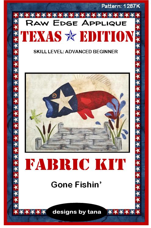 1287K Texas Edition ~ Gone Fishin'