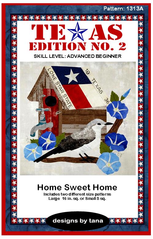 1313A Texas Edition II ~Home Sweet Home