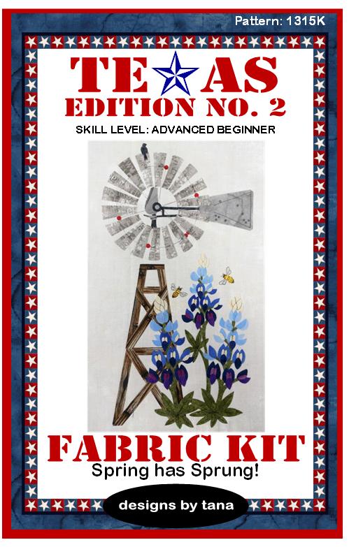 1315K Texas Edition II ~ Spring has Sprung