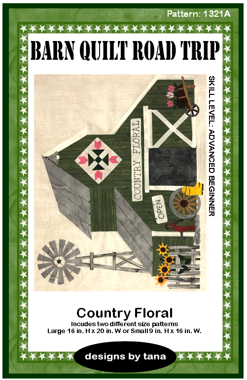 1321A Country Floral