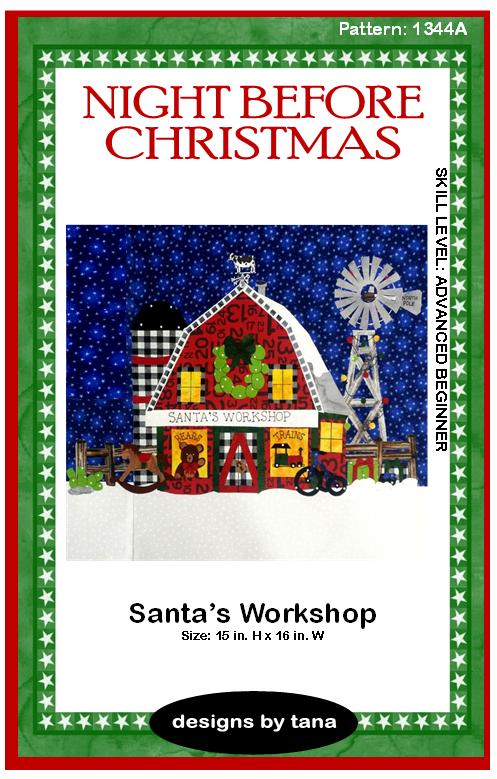 1344A Santa's Workshop