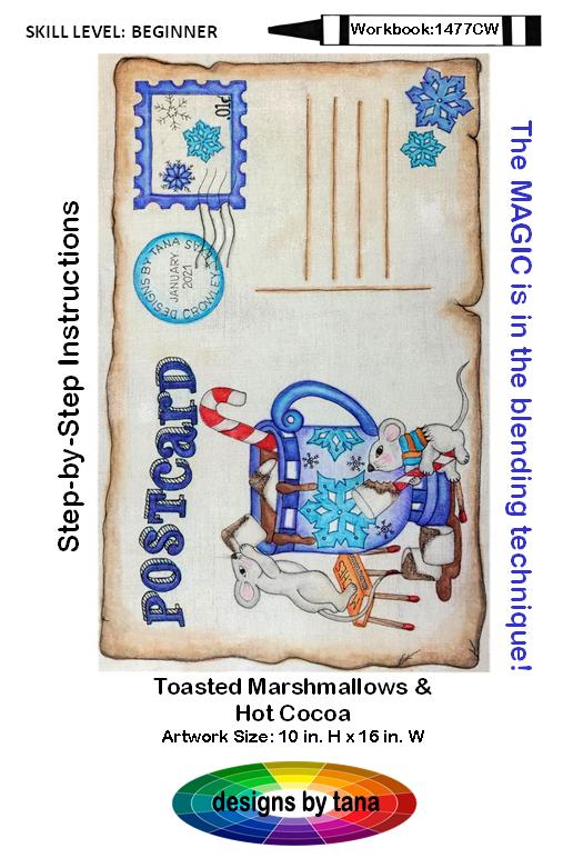 1477CW Toasted Marshmallows & Hot Cocoa