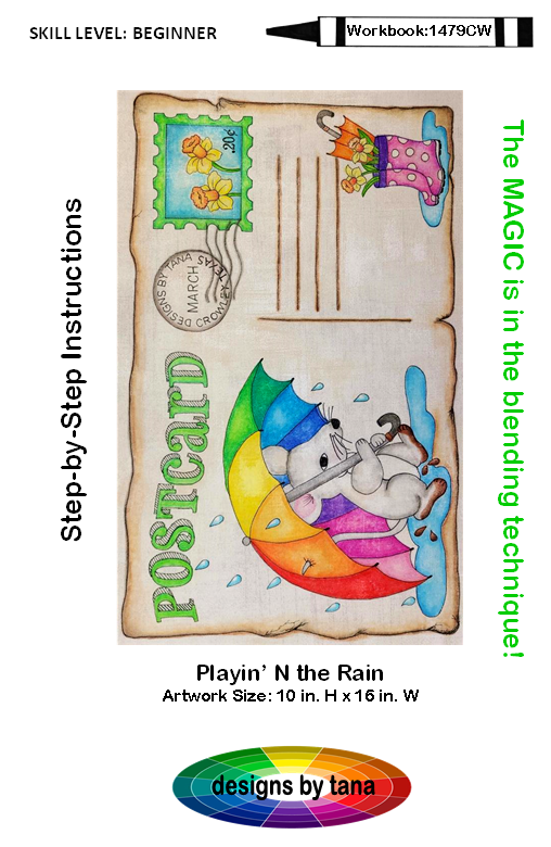 1479CW Playin' N The Rain