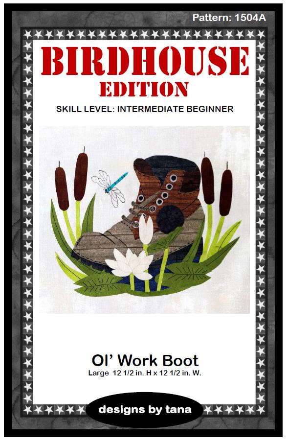 1504ADD Ol Work Boot