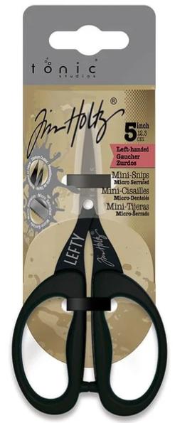 Tonic Studios - Tim Holtz - 5 Mini-Snips  Left Handed