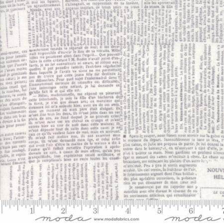Compositions Newsprint Fog