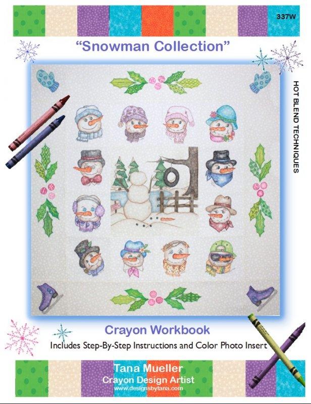 Snowman Workbook