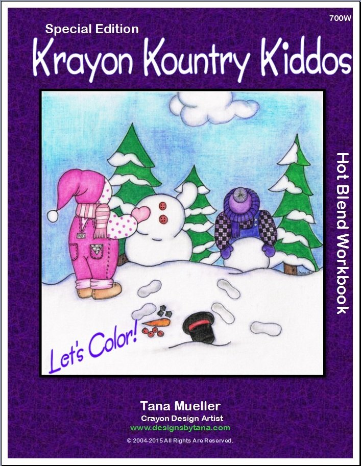 Krayon Kountry Kiddo's Kollection