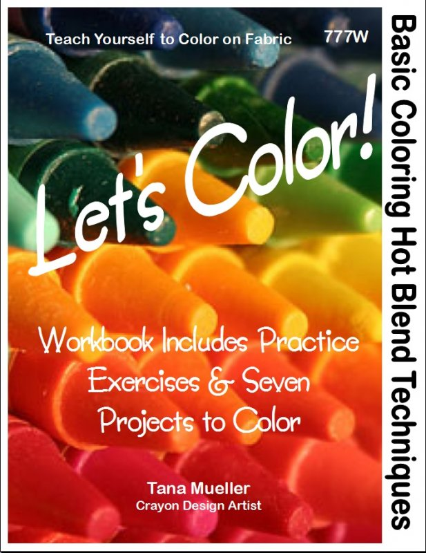 Let's Color! Workbook