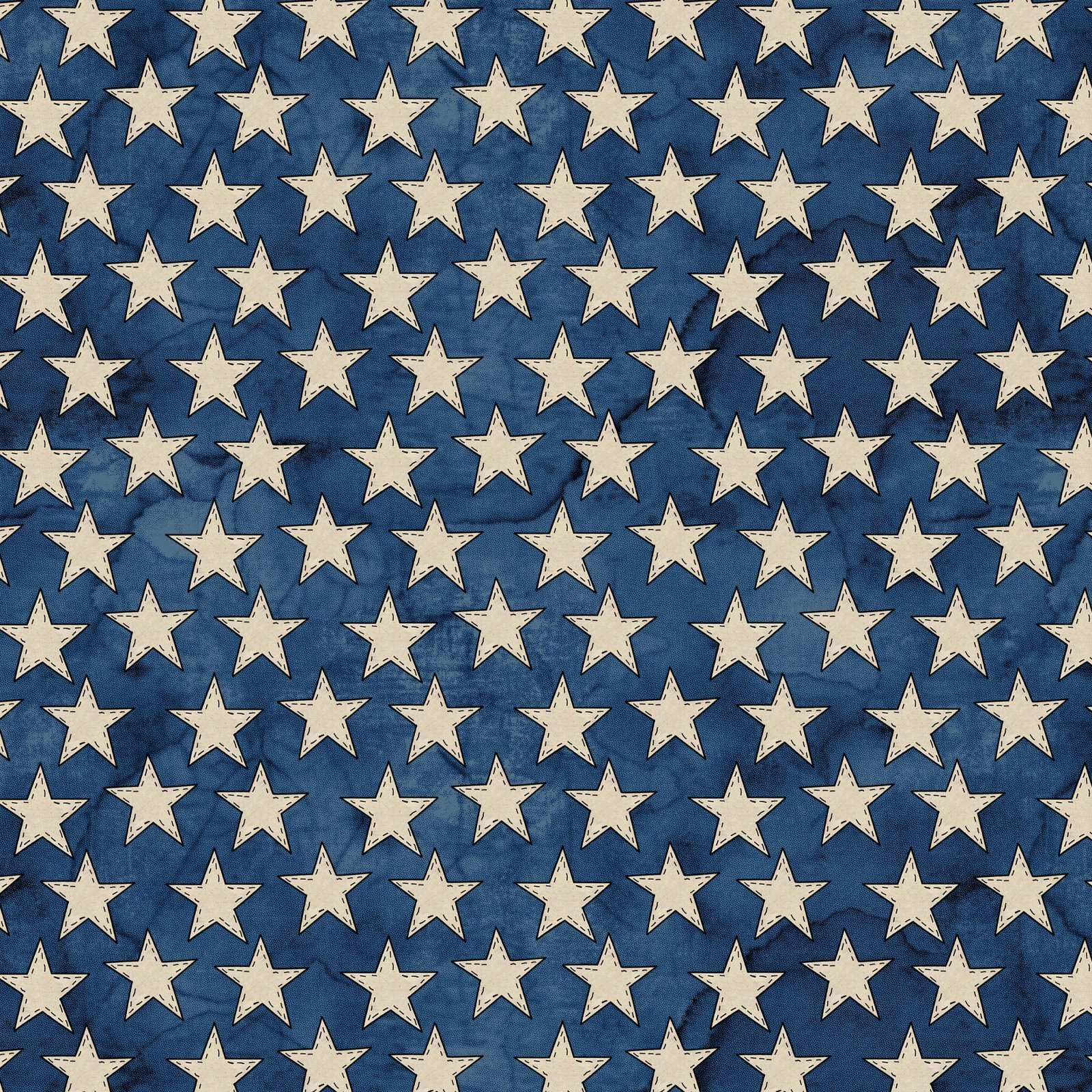American Honor Stars Blue