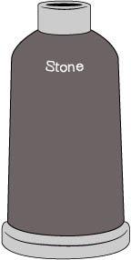 Madeira Polyneon #40  Gray Stone