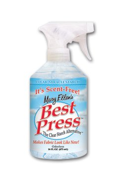 Best Press 16oz Scent Free by Mary Ellen 60034