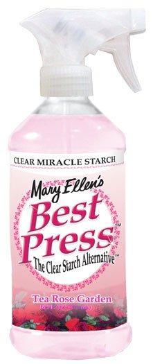 Best Press 16oz Tea Rose by Mary Ellen 60035