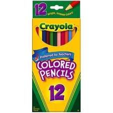 Crayola Colored Pencils 12 ct.