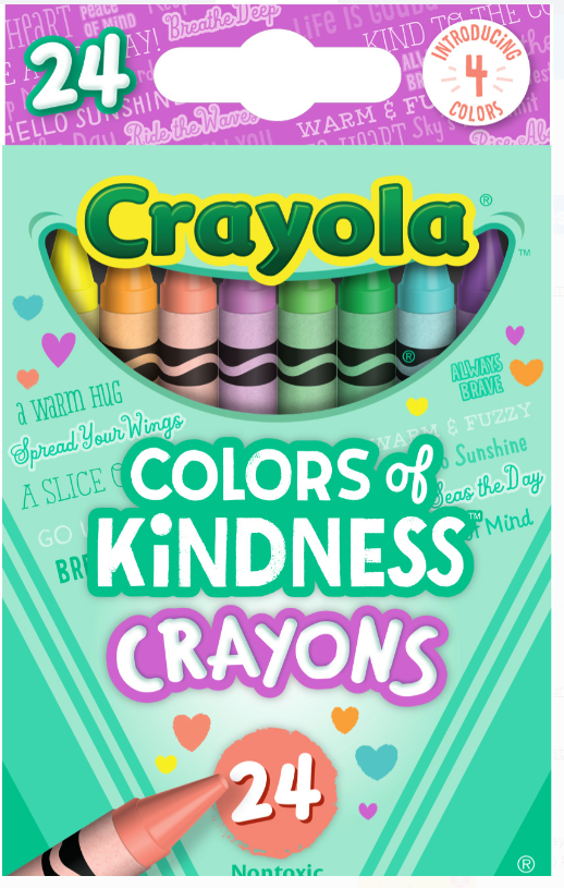 Crayola Colors of Kindness