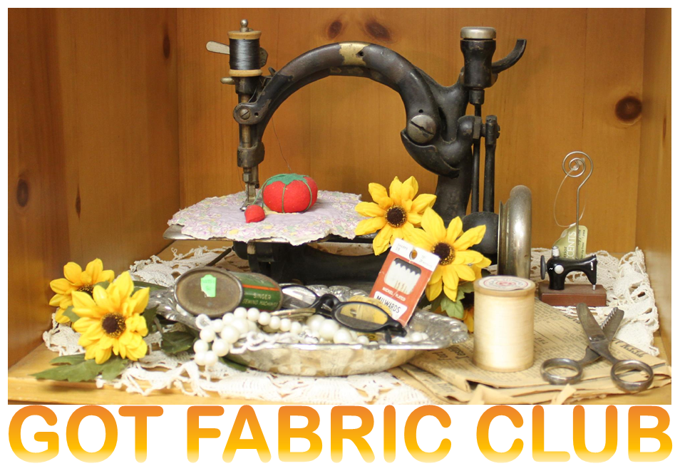 GFC Got Fabric Club 1 Year