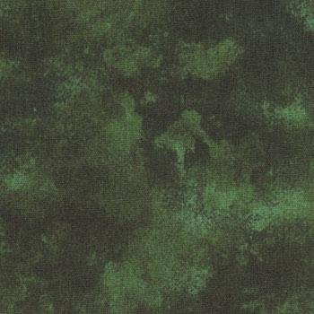 Moda Marble Christmas Green
