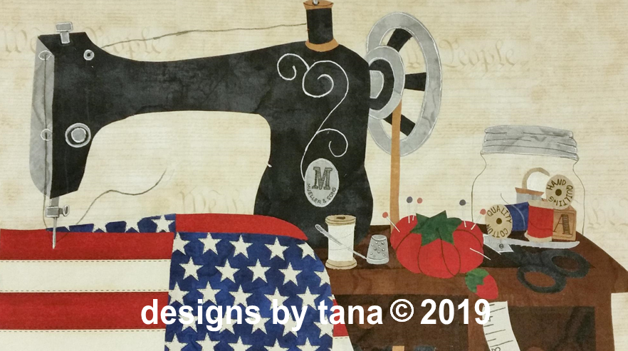 Designs by tana crayon art for quilts & embroidery crowley tx