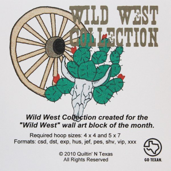 CD Wild West Collection