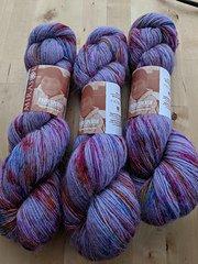 Mirasol Paqu Splash 1005 Purple Rain
