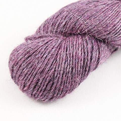 Knitting Fever Furreal 10 Blue Badgerigar