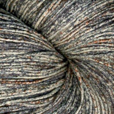 Knitting Fever Furreal 15 Grey Wolf