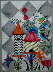 Tapestry Fair Needlepoint Canvas