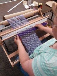 Weaving Class