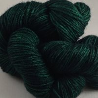 Whimsical Colors DK Yak Evergreen