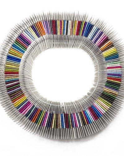 Silk Lame Braid 13ct Threads