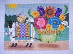 Brenda Stofft Needlepoint Canvas