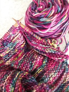 A Knitting Picture