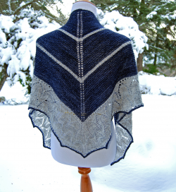 Scottish Higlands Shawl