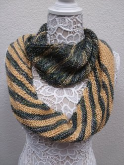 Foolproof Knitted Cowl