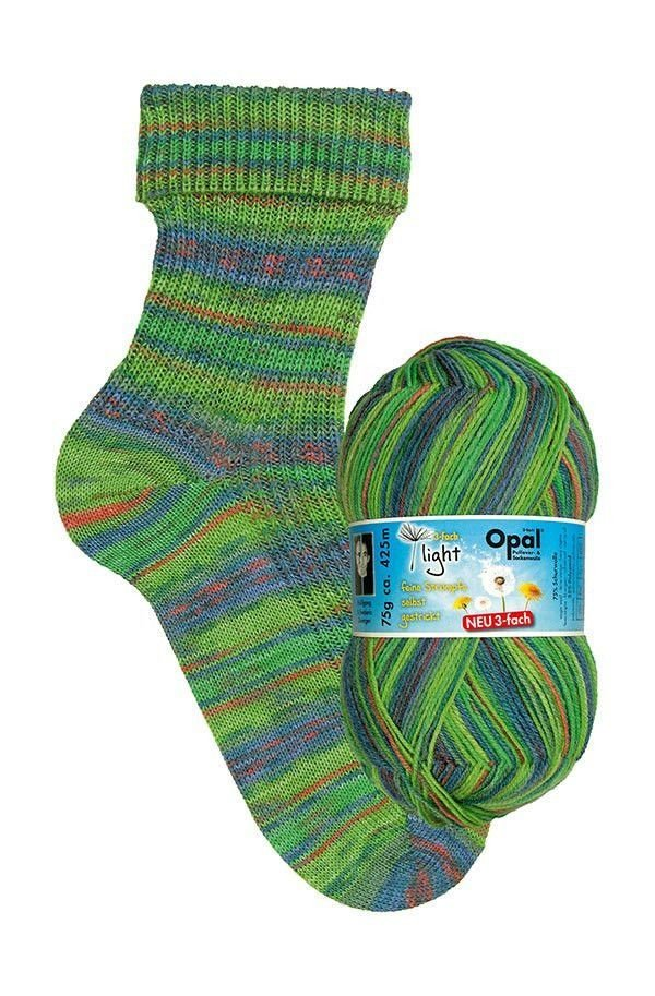 Opal Sock Funny with Sparkle 9334