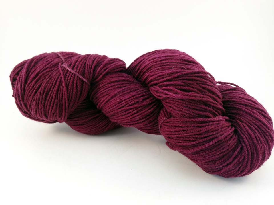 Mountain Colors Twizzle Burgundy