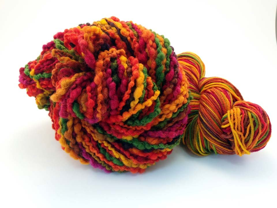 Mountain Colors Twizzlefoot Gold Rush DISCONTINUED