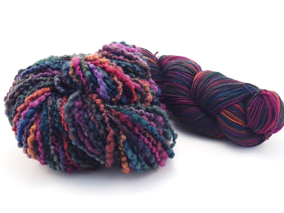 Mountain Colors Twizzlefoot Hummingbird DISCONTINUED